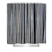 Abstract Lodgepole Pine Shower Curtain