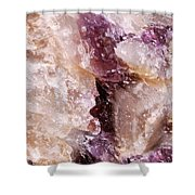 Abstract No 1 Shower Curtain