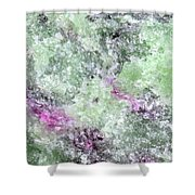 Abstract No 3 Shower Curtain