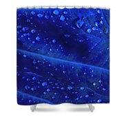 Abstract Reality Shower Curtain