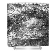 Abstract Series 070815 A3 Shower Curtain