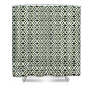 Abstract Square 41 Shower Curtain