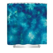 Abstract.16 Shower Curtain