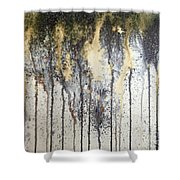 Abstract.19 Shower Curtain