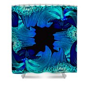 Abstract2014 Shower Curtain