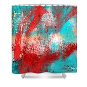 Abstract25 Shower Curtain