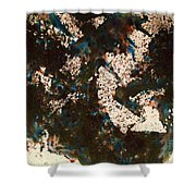 Abstract.3740 Shower Curtain