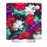 Abstractil212116 Shower Curtain
