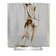 Abstraction 2932 Shower Curtain