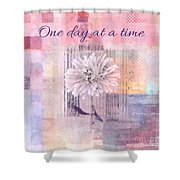 Abstractionnel - 333ab2ab Shower Curtain