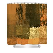 Abstractionnel - Ww43j121129158 Shower Curtain