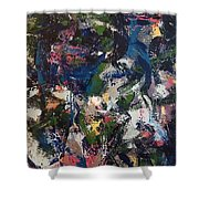 Abstractions And Revelations 2 Shower Curtain