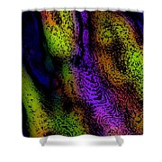 Abstractm 031111 Shower Curtain