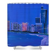 Abu Dhabi Shower Curtain