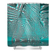Ac-7-109-#rithmart Shower Curtain