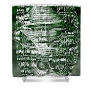 Ac-7-182-#rithmart Shower Curtain