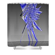Ac-7-22-#rithmart Shower Curtain