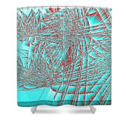 Ac-7-23-#rithmart Shower Curtain