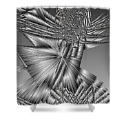 Ac-7-31-#rithmart Shower Curtain