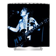 Ac Dc Live In Spokane 5 Shower Curtain