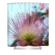 Acacia Bloom Shower Curtain