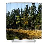 Acadia Cove Shower Curtain