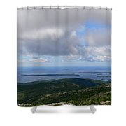 Acadia National Park  Shower Curtain