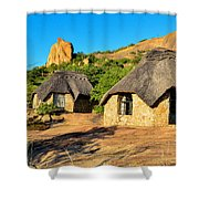 Accommodation In Bulawayo  Shower Curtain