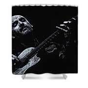 Acoustic Serenade Shower Curtain
