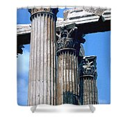 Acropolis Shower Curtain