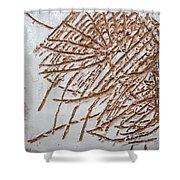 Active - Tile Shower Curtain