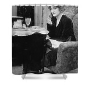 Actress Glady Brockwell Shower Curtain