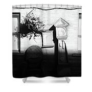 Ad It Stopped Shower Curtain