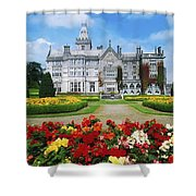Adare Manor Golf Club, Co Limerick Shower Curtain by The Irish Image Collection