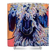 Adelita   Shower Curtain