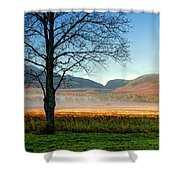 Adirondack Landscape 1 Shower Curtain