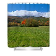 Adirondack Mountains, Upper State New Shower Curtain