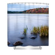 Adirondack View 4 Shower Curtain