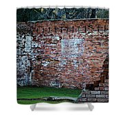 Adjoining Rooms Shower Curtain