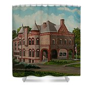 Administration Building Shower Curtain