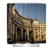 Admiralty Arch. Shower Curtain