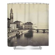 Adolphe Shower Curtain