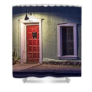 Adore Of The Barrio Shower Curtain
