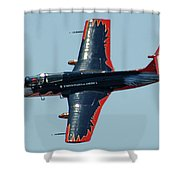Aero L 29 Dolphin Shower Curtain