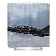 Aero L-39 Albatross Vandy 1 Shower Curtain