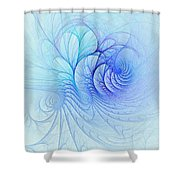 Aerophilicity  Shower Curtain