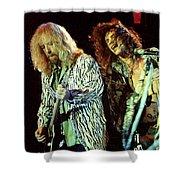 Aerosmith-94-brad-steven-1166 Shower Curtain