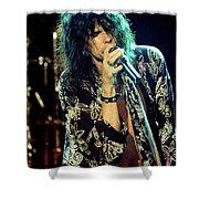 Aerosmith-94-steven-1174 Shower Curtain
