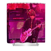 Aerosmith-joe Perry-00008 Shower Curtain