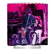 Aerosmith- Joe Perry-00027 Shower Curtain